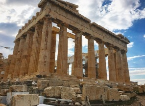 The Parthenon - Greece