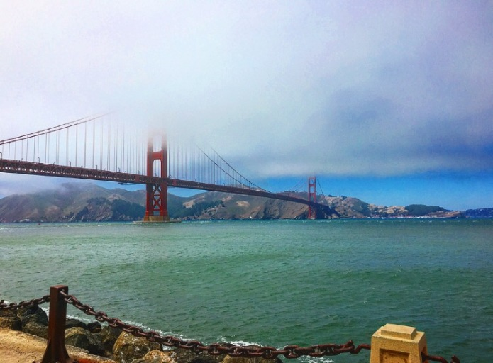 Golden Gate Bridge - CA