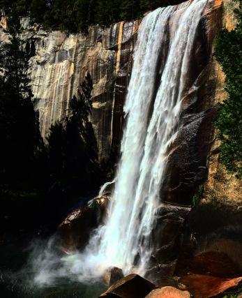 Lower Yosemite Falls - CA